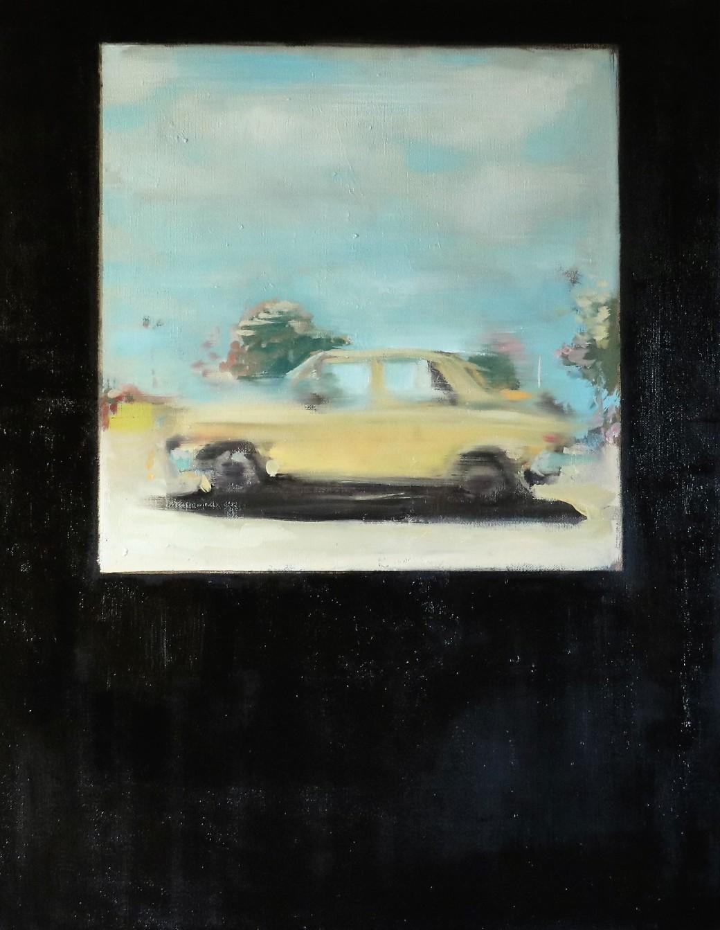 "Nico Vaerewijck, ""128"", 70x90 cm, oil on linen, 2018"